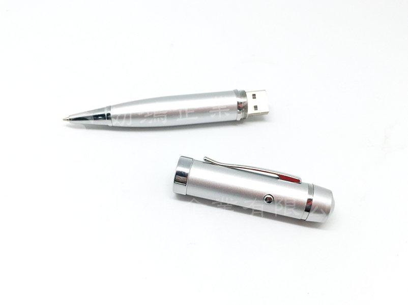 三合一USB隨身碟雷射原子筆