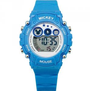 多功能電子錶-水藍