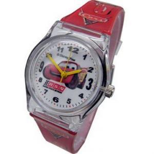 迪士尼 Cars 閃電麥坤 休閒錶