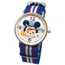 【迪士尼】超薄玫瑰金錶款-TsumTsum米奇