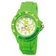 【迪士尼】日系TsumTsum運動彩帶錶-巴斯光年與三眼怪