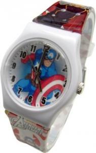 Marvel 復仇者聯盟 美國隊長休閒錶1(大)