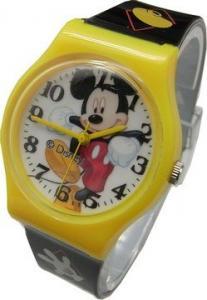 迪士尼 淘氣米奇休閒錶(大)