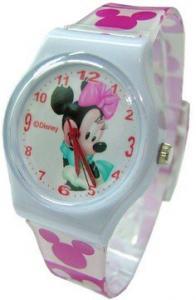 迪士尼 快樂米妮休閒錶(大)