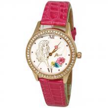 忠貞小美人魚水晶鑽精緻腕錶
