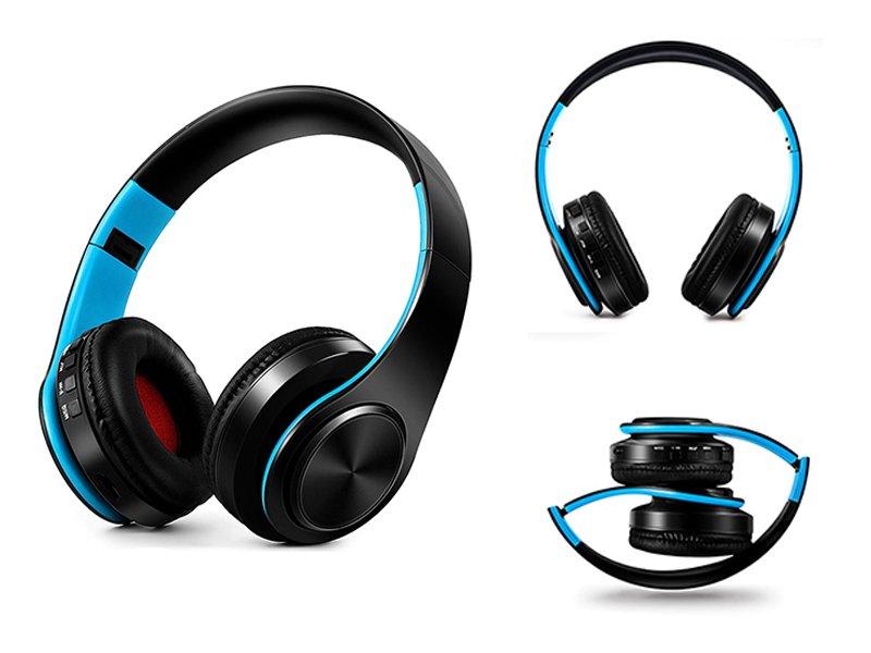 耳罩式藍芽耳機 可摺疊收納 客製LOGO